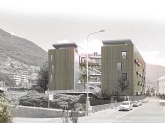 archs&graphs estudio de arquitectura jose antonio ruiz jimenez - Residencia para mayores
