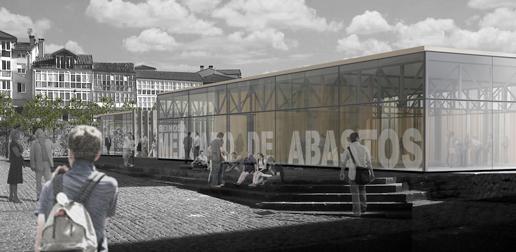 archs&graphs estudio de arquitectura jose antonio ruiz jimenez - Competition. Cultural Center - Reinosa. Cantabria. Spain,